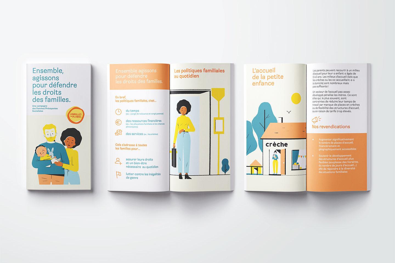 Brochure sur les politiques familiales