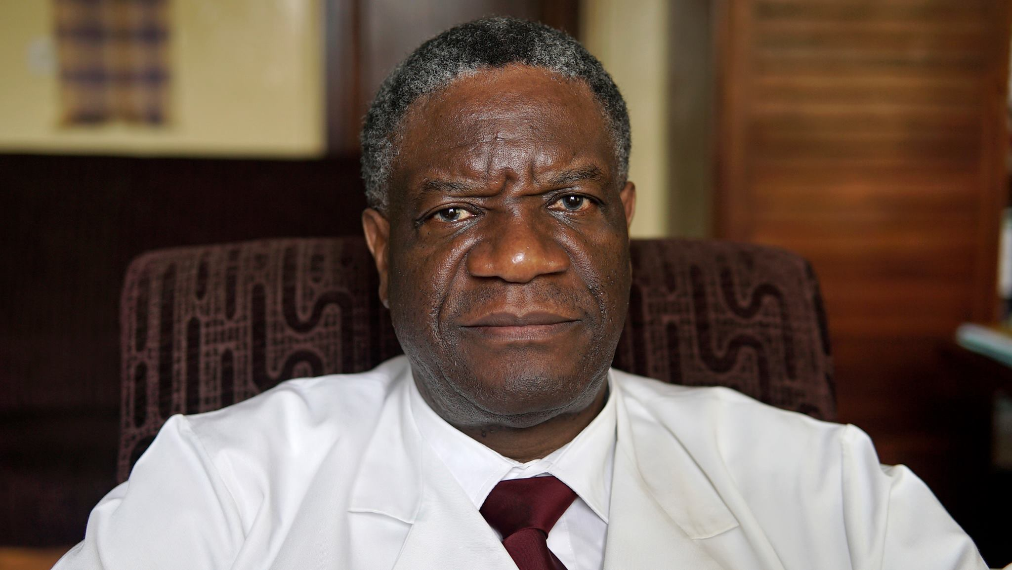 Docteur Mukwégé